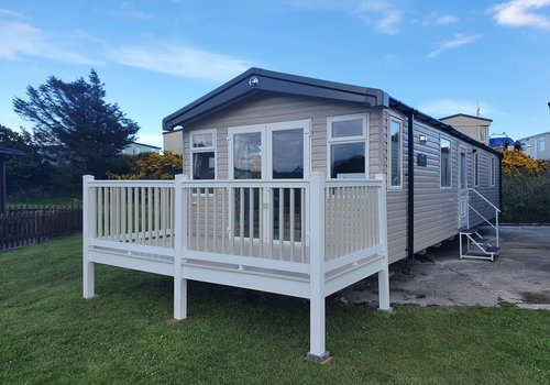 Photo of Holiday Home/Static caravan: Swift Ardennes