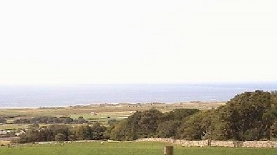 Picture of the views from Parc Isaf Farm, Gwynedd