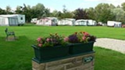 Picture of Wombleton Caravan Park, North Yorkshire, North of England