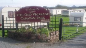 Picture of Old Vicarage Caravan Park, Carmarthenshire
