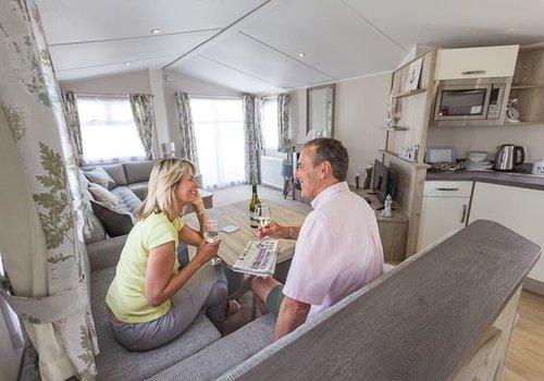 Photo of Holiday Home/Static caravan: Superior 2-Bed Caravan, Pet Friendly, Sleeps 4