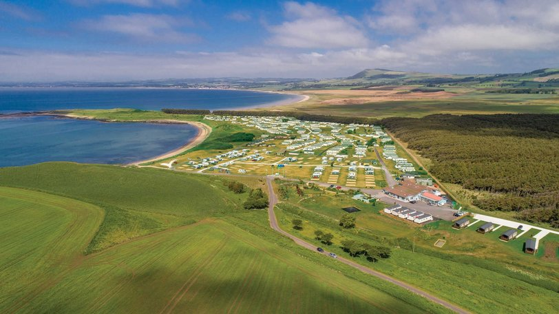 Holidays in Fife - Elie Holiday Park