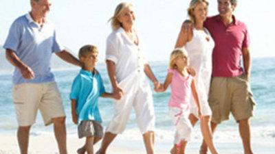 Lovely family holidays