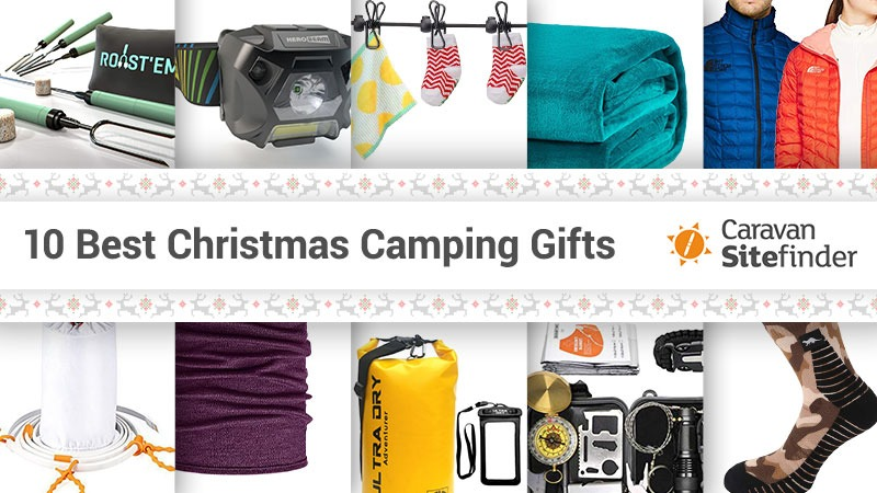 10 best christmas camping gifts - 10 of our recommended Christmas gifts for your camping enthusiasts