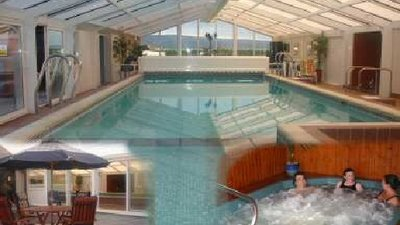 Picture of the swimming pool in Islawrffordd Caravan Park, Gwynedd - Nice swimming pool in Islawrffordd Caravan park