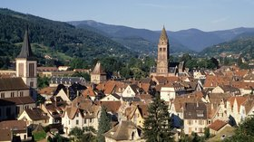 Munster - Alsace (© By Philippe SERRAND (P25.jpg) [CC BY 3.0 (http://creativecommons.org/licenses/by/3.0)], via Wikimedia Commons (original photo: https://commons.wikimedia.org/wiki/File:Munster_-_Alsace_-_France.jpg))