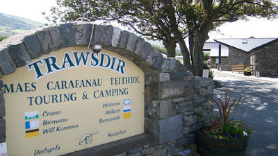Trawsdir Entrance - Trawsdir is ideal for all the family