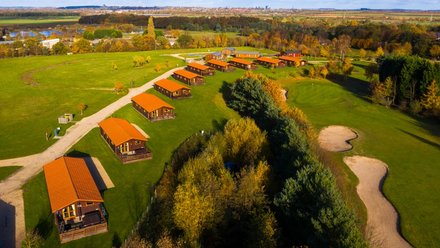 Lincolnshire golf holidays - Messingham Grange Lodges and Caravan Park