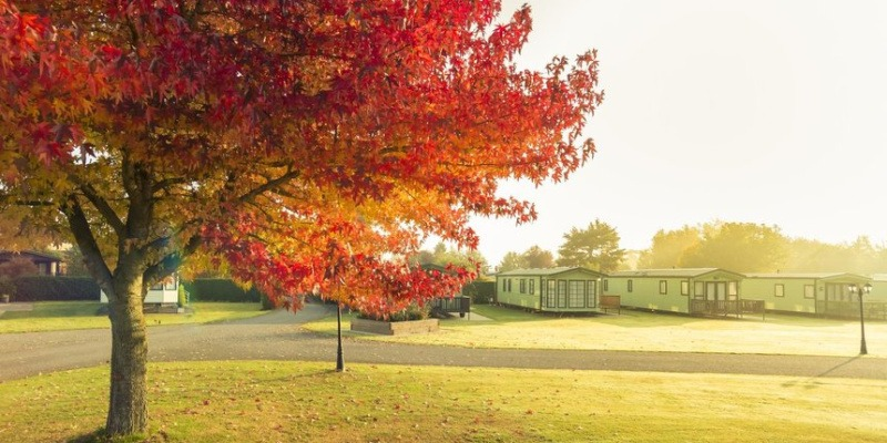Best Autumn Holidays in the UK for 2021 - Riverside holidays in the Hereford countryside