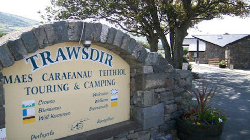 Trawsdir Entrance - Trawsdir is ideal for all the family