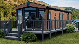 Holiday home investment - Regent lodge for sale at Royal Arch Riverside Park