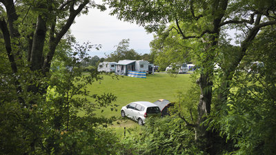 Picture of Culzean Castle Camping and Caravanning Club Site, Strathclyde