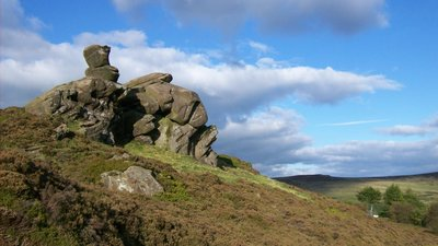 Ramshaw Rocks (© By Tony Grist (Photographer's own files) [Public domain], via Wikimedia Commons)
