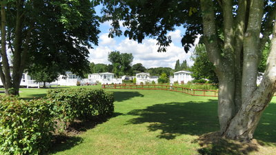 View of Fir Trees Caravan Park