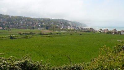 Pourville-sur-Mer (© By Félix Potuit (Own work) [Public domain], via Wikimedia Commons)