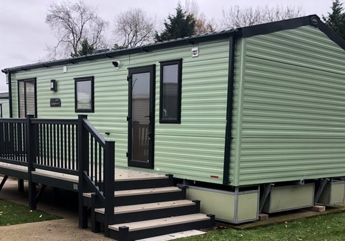 Photo of Holiday Home/Static caravan: ABI Longmynd