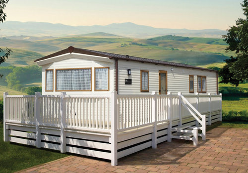 Photo of Holiday Home/Static caravan: Classic Extra 12' Wide 2 Bedroom Holiday Home, Sleeps 4