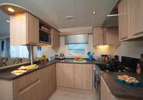 Photo of Holiday Home/Static caravan: 3 Bed Classic Extra 12' Wide Dog Friendly Caravan