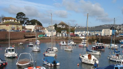 Harbour of Paignton; Der Hafen von Paignton (Torbay, Devon) (© By Jcg2006 (Own work) [Public domain], via Wikimedia Commons)