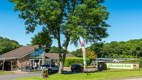 Holiday homes Consett, Durham - Allensford Caravan Park