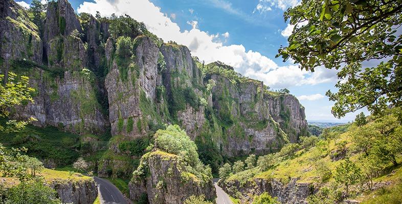 Walking holidays - Cheddar Gorge