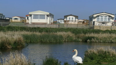 Picture of South End Caravan Park, Cumbria, North of England