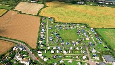 Gwithian Farm Campsite - Gwithian Farm Campsite