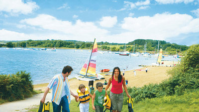 Picture of Rockley Park Holiday Park, Dorset, South West England