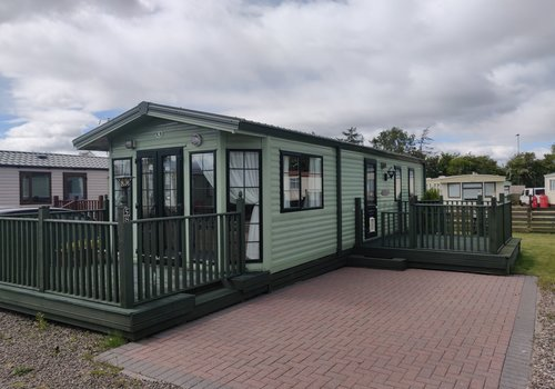 Photo of Holiday Home/Static caravan: Sheraton BK Bluebird