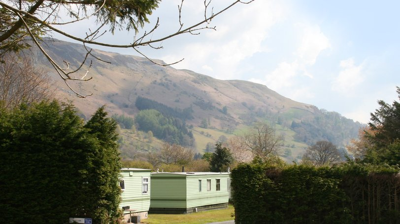 Holiday in Wales - Glendower Holiday Park