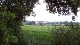 Broad Acres and Lower Farm Westerfield  (© © Copyright Eric Woodhouse (https://www.geograph.org.uk/profile/2606) and licensed for reuse (http://www.geograph.org.uk/reuse.php?id=59006) under this Creative Commons Licence (https://creativecommons.org/licenses/by-sa/2.0/).)