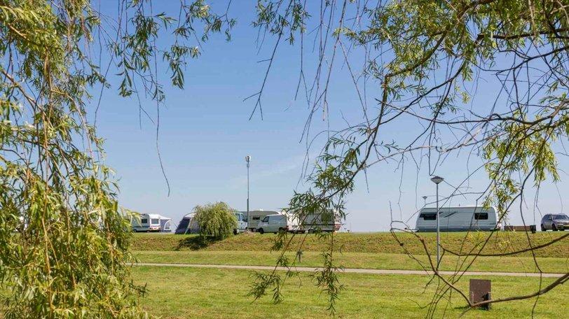 Campsite in the Netherlands - Camping & Marina Uitdam
