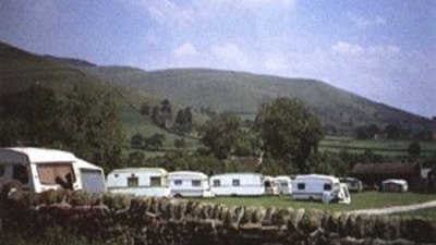 Picture of Coopers Camp and Caravan Site, Derbyshire, Central North England