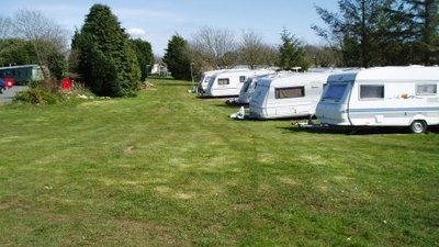 Picture of Manorbier Bay Holiday Park, Pembrokeshire