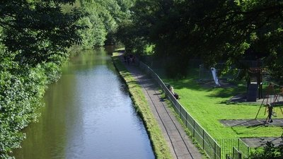 Lancaster Canal, Carnforth