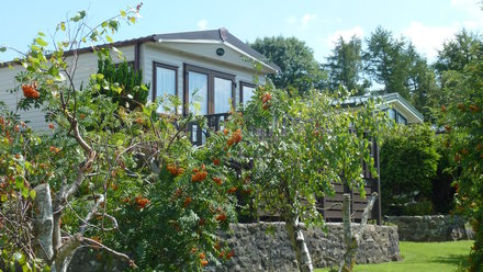 Caravan parks in Lancashire, Old Hall Caravan Park - Holiday in beautiful natural surroundings