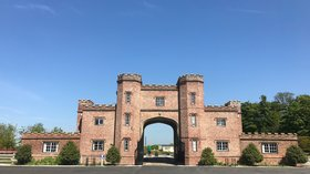 Holidays in Yorkshire - Burton Constable Holiday Park and Arboretum