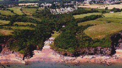 Landscape around Rowston Holiday Park Ltd, Pembrokeshire