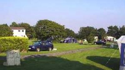 Picture of East Thorne Touring Park, Cornwall, South West England