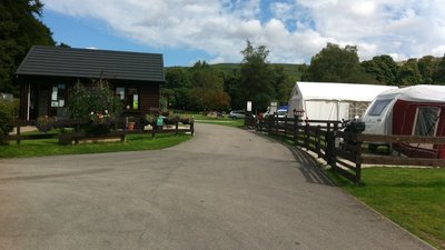 Picture of Hayfield Camping and Caravanning Club Site, Derbyshire