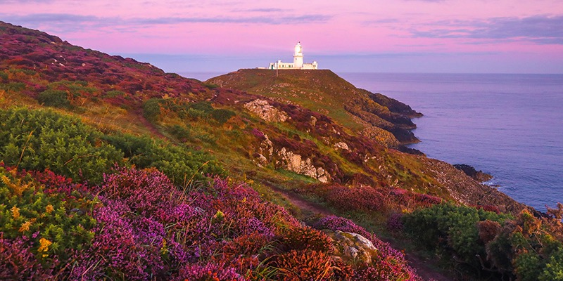 A Walker's Guide to the National Trails in Wales - The south Wales coast