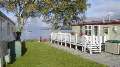 Picture of Rosneath Castle Caravan Park, Argyll & Bute, Scotland