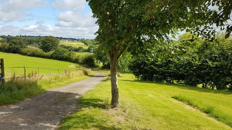 Camping in Chesterfield - Ilex Farm Certificated Site, Derbyshire