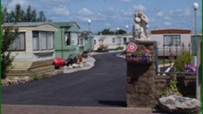 Picture of Bungalow Caravan Park, Lancashire, North of England