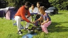 Picture of Braceland Camping And Caravan Park, Gloucestershire