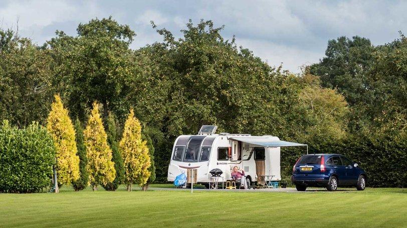 Westbrook Park - Rural riverside setting for lazy holidays. (© Bestparks Ltd.)
