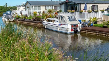 Holiday home in Lancashire - Smithy Leisure Park