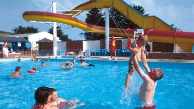 Seaview Holiday Park - Outdoor Pool