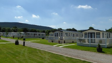 Holidays in North Yorkshire - Swainby Country Park