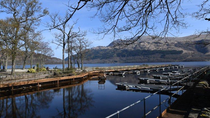 Argyll & Bute holidays - Inverbeg Holiday Park
